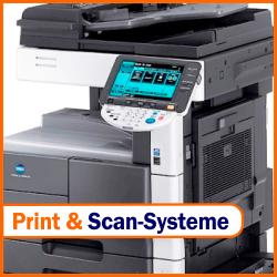 Druck & Scan-Systeme