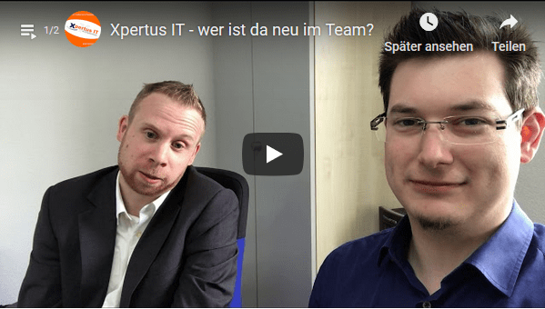 Neu im Team – wir begrüßen ..