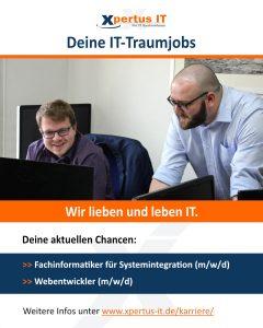 IT-Traumjobs