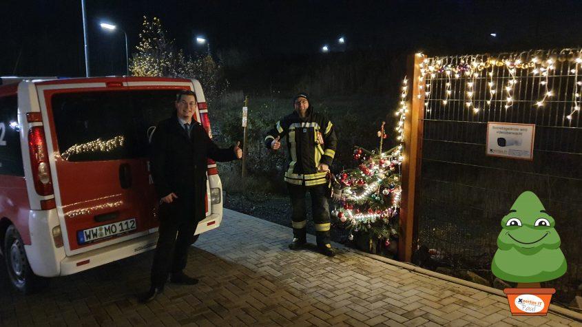 Tatu Tata, die Feuerwehr ist da