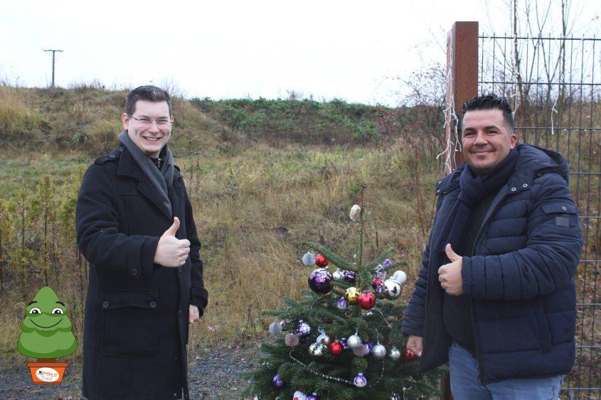 Besuch in Mogendorf