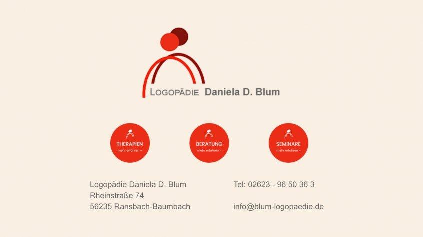 Logopädie Blum