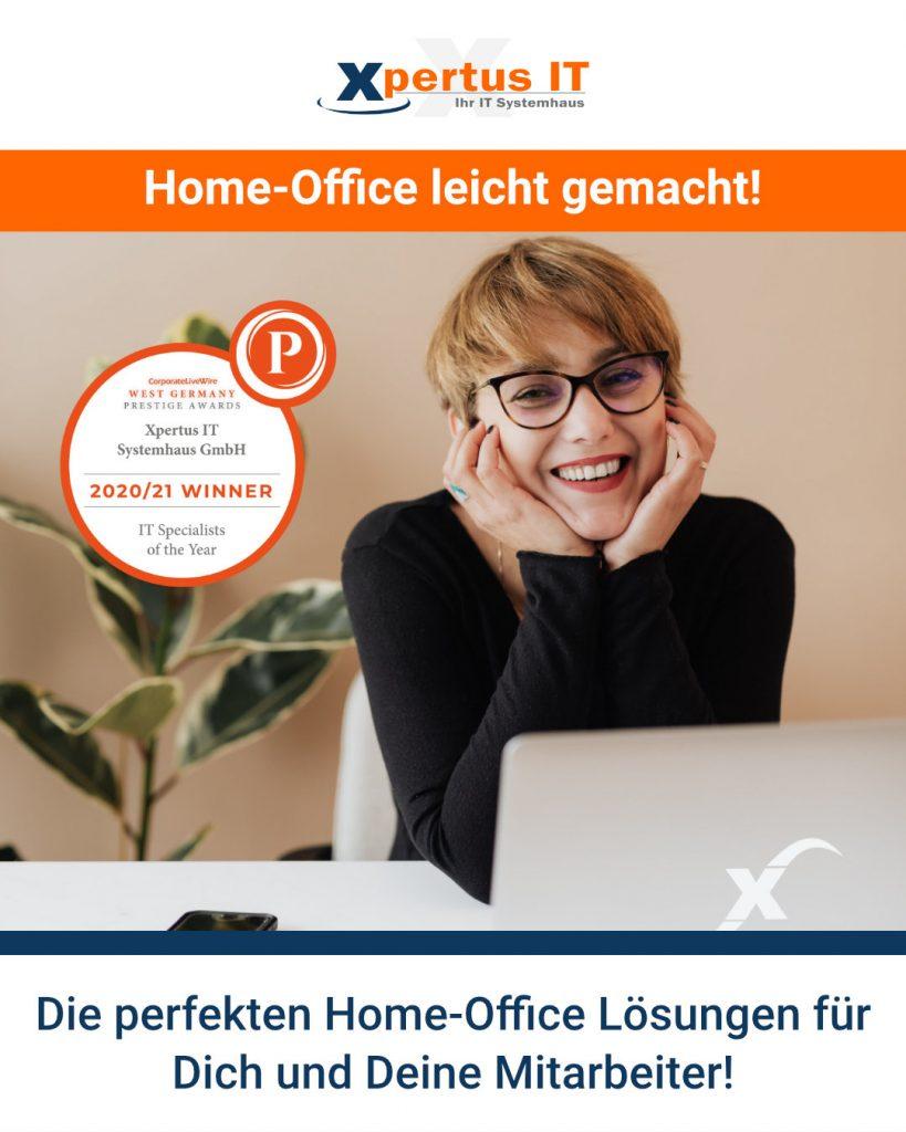 Home-Office leicht gemacht!