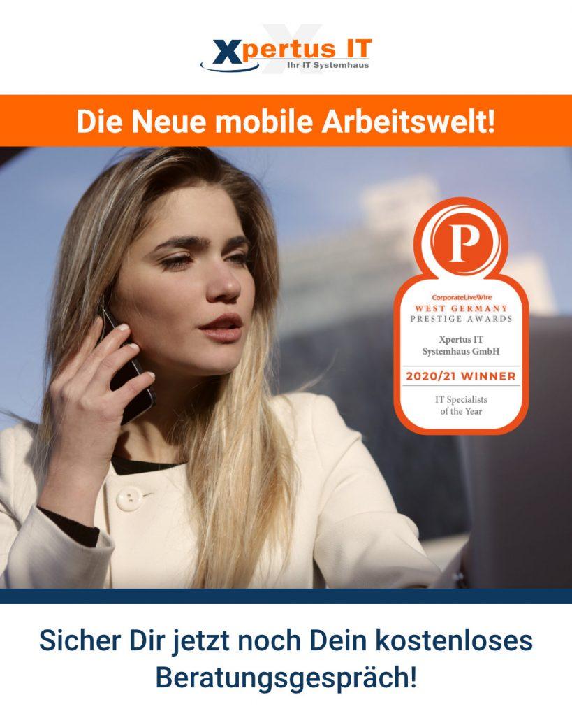 Die neue mobile Arbeitswelt