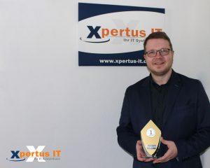 Mitarbeiter des Monats - März 2021 – Benjamin Schneider