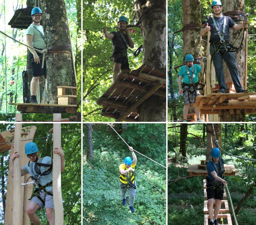 Kletterpark Facebook Post Vorschau