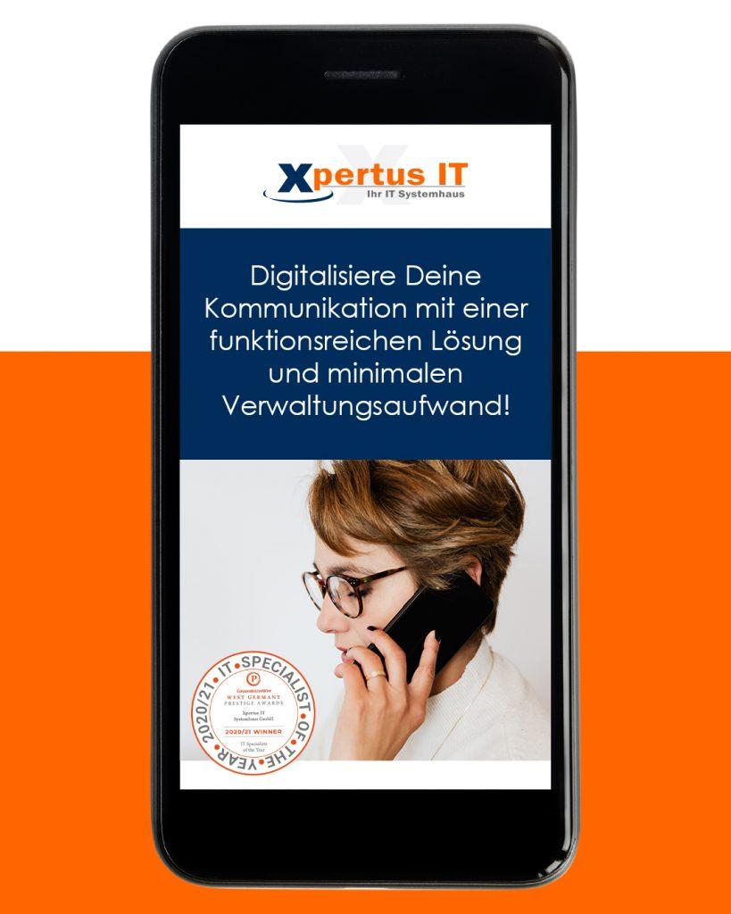 Digitalisiere Deine Kommunikation