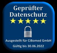 Datenschutzsiegel dark bg-2022